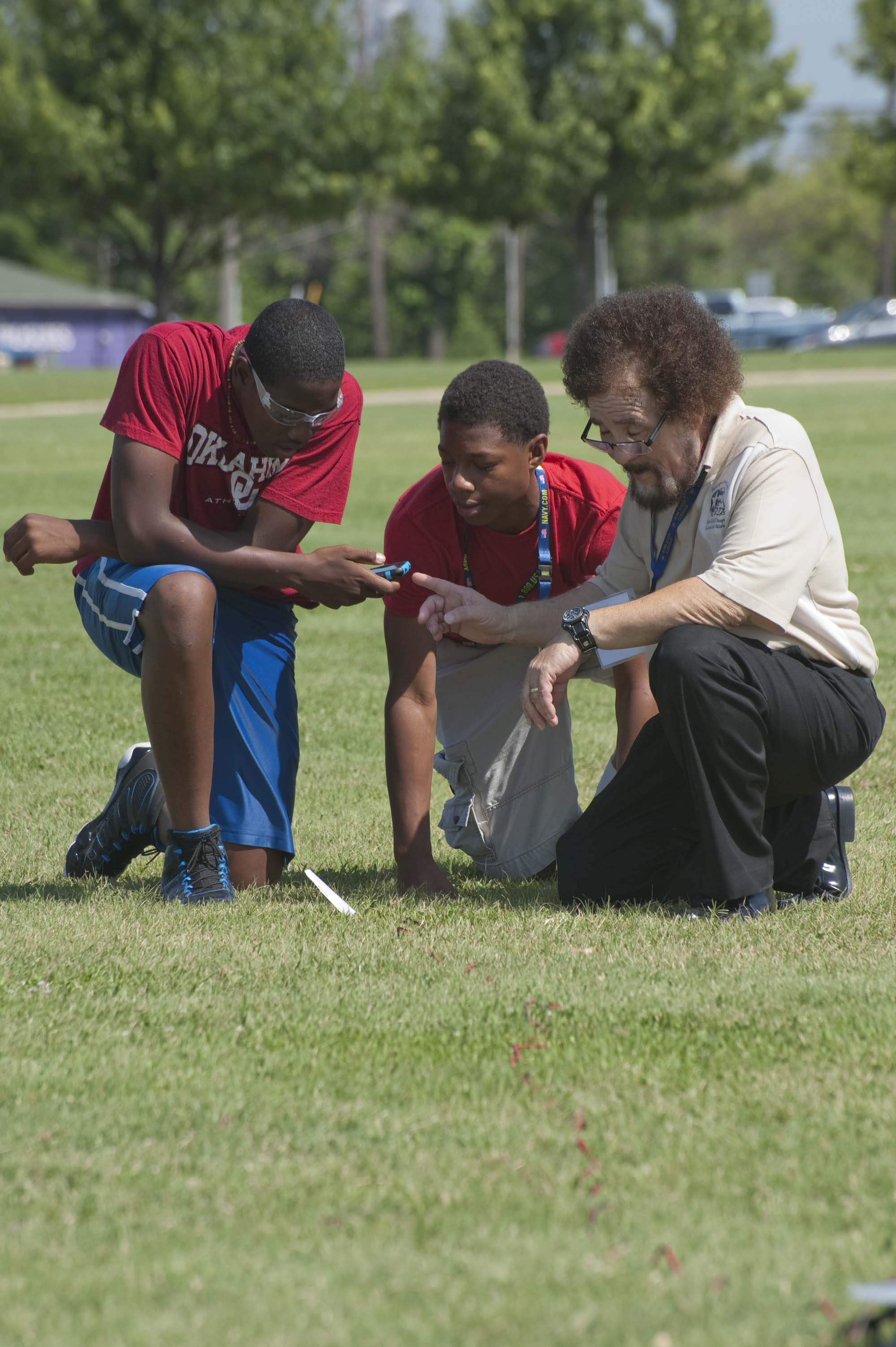 2013_06_20- Tuskegee Airmen Camp – Rocket Launch-3117