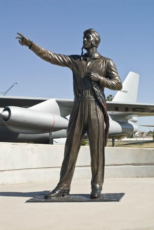 charlesbhall statue